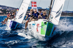 J70 Women's sailing league