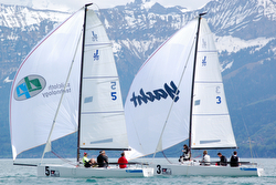 J/70s sailing league- Switzerland