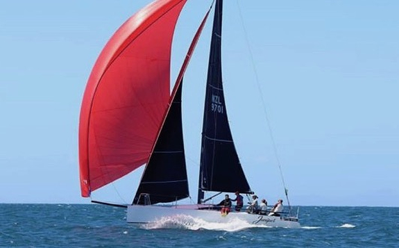 J/88 Juniper winning- Auckland, New Zealand
