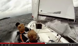 J/70 sail training video