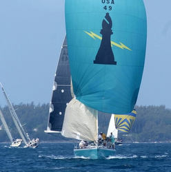 J/44 Gold Digger - Jim Bishop's team off Key West Race Week