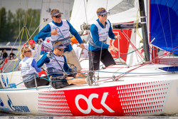Russian J/70 sailing league
