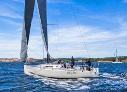 J/111 Blur.se sailing Bohusracet