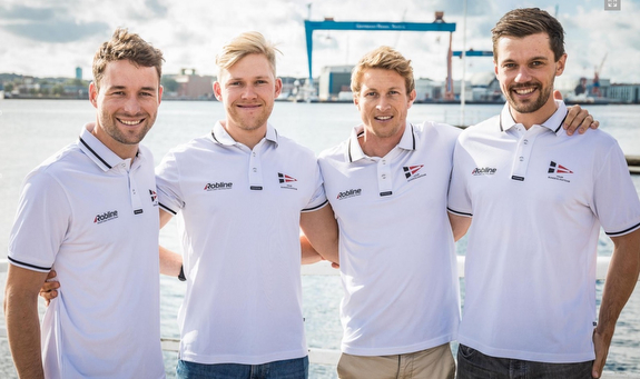J/70 German sailing league winners
