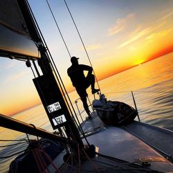J/111 Blur sailing Skagen Race