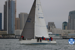 J/35 Rival sailing Yachting Cup regatta