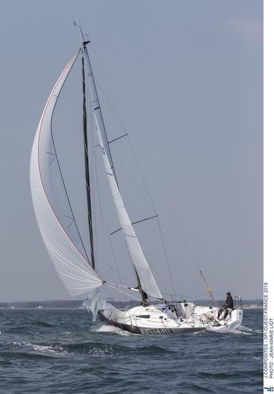 J/99 offshore