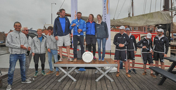 J/70 Netherlands Sailing League winners