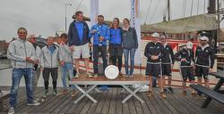 J/70 Netherlands Sailing League winners