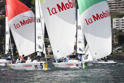 Swiss J/70 Sailing League- on Lake Maggiore, Switzerland