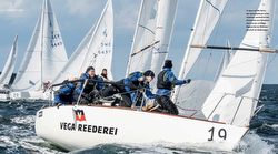J/24 Vega Ragazza- German women's sailing team