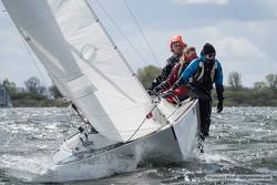 J/22 sailing Netherlands