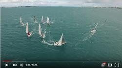 J/105 sailing Bermuda