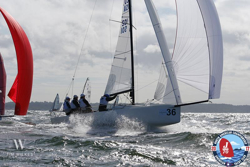 J/70 sailing North Americans