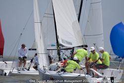 Hughes' J/70 HEARTBREAKER sailing J/70 NA's