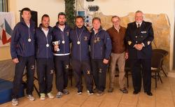 J/24 La Superba- winning crew