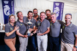 J/112E J-Lance 12- IRC Europeans winners