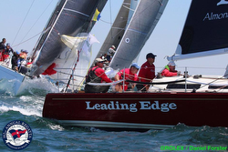 J/35 Leading Edge sailing Newport