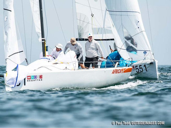 J/70 AFRICA Crowned Marblehead NOOD Overall Champion!