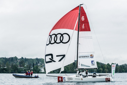 J/70 sailing Germany