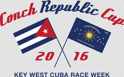 J/111 and J/125 and J/88 sailing Conch Republic to Havana, Cuba