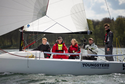 J/70 Youngsters Denmark sailing camp