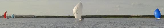 J/80s sailing Grevelingencup in Netherlands