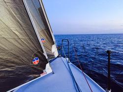 J/125 sailing Puerto Vallarta race