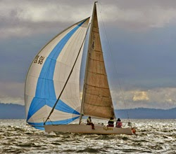 J/92 offshore sailboat
