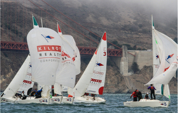 J/22 Mallory Cup in San Francisco