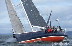 J/160 JAM wins race
