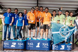 J/70 winners- Konakovo Sailing Club- sailing league