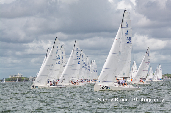Blustery, Sunny SPERRY Charleston Race Week