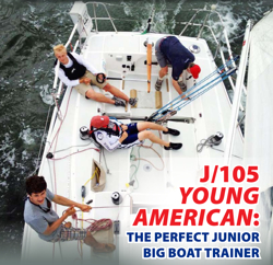 J/105 Young American- junior training boat