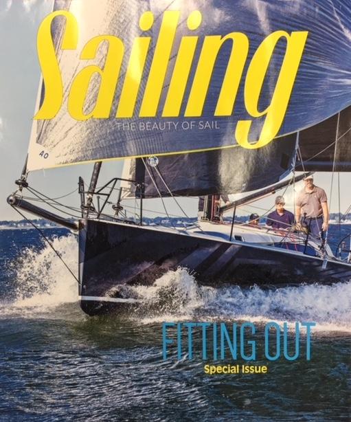 J/121 sailing