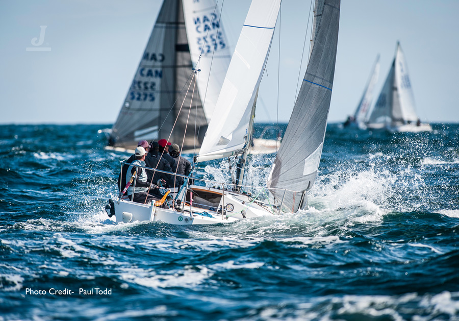 J/24s at Worlds- Paul Todd image