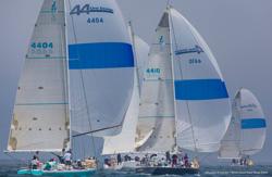 J/44s sailing Block Island