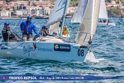 J/80 sailing Spain