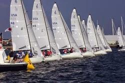J/70 world championship in Newport, RI
