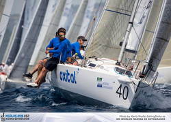 J/80 sailing World Championship- Sotogrande, Spain