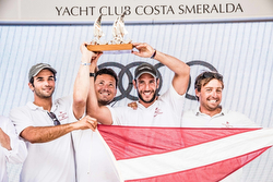 J/70 SAILING Champions League-Italy- winners