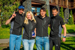 Valeriya Kovalenko's talented ARTTUBE RUS1 team