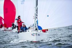 J/105 sailing Annapolis NOOD
