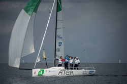 J/70 Danish Sailing League winners