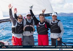 J/70 sailing team
