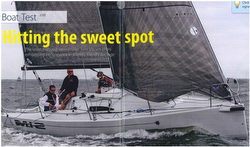 J/88 SAILING magazine review