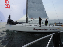 J/122 Junique RayMarine