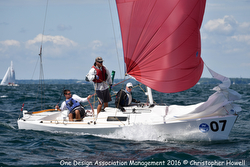 J/22 World Champions- Marshall, Lawrence, Hiller