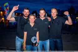 J/70 ARTTUBE team- Valerya Kovalenko skipper