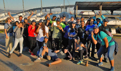Treasure Island Sailing Center- youth sailing kids program